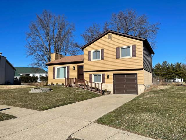 5810 Stoneshead Court, Westerville, OH 43081 (MLS #221002508) :: Signature Real Estate