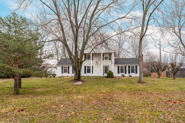 6463 Maxtown Road, Westerville, OH 43082 (MLS #221002509) :: Signature Real Estate