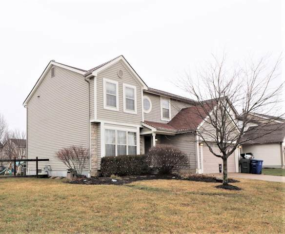 3137 Andrew James Drive, Hilliard, OH 43026 (MLS #221002517) :: RE/MAX ONE