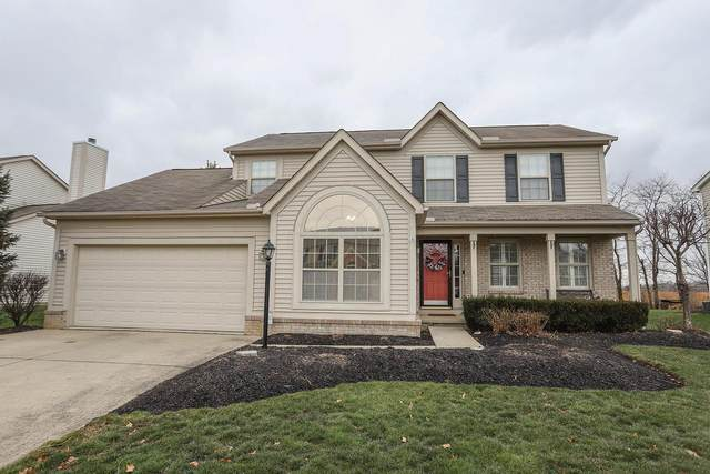 145 Monebrake Drive, Pickerington, OH 43147 (MLS #221002519) :: CARLETON REALTY