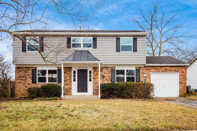 3057 Hill Grove Avenue, Columbus, OH 43223 (MLS #221002526) :: The Holden Agency