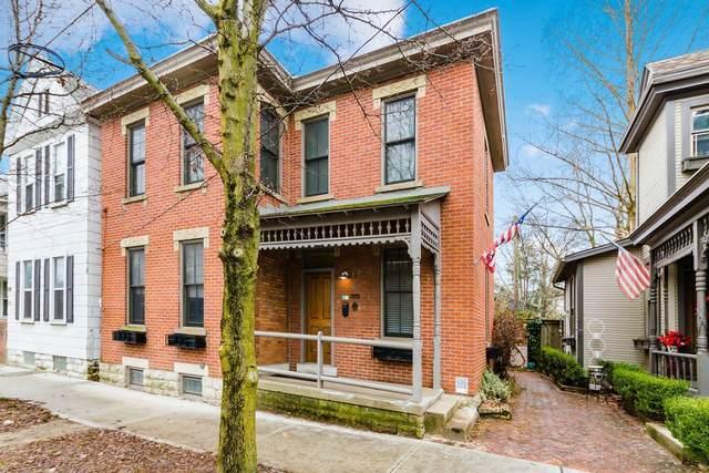 177-179 E Whittier Street, Columbus, OH 43206 (MLS #221002536) :: CARLETON REALTY