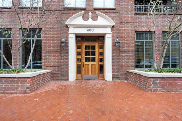 250 Daniel Burnham Square #708, Columbus, OH 43215 (MLS #221002543) :: 3 Degrees Realty