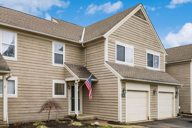 3431 Eastwoodlands Trail, Hilliard, OH 43026 (MLS #221002554) :: Greg & Desiree Goodrich | Brokered by Exp