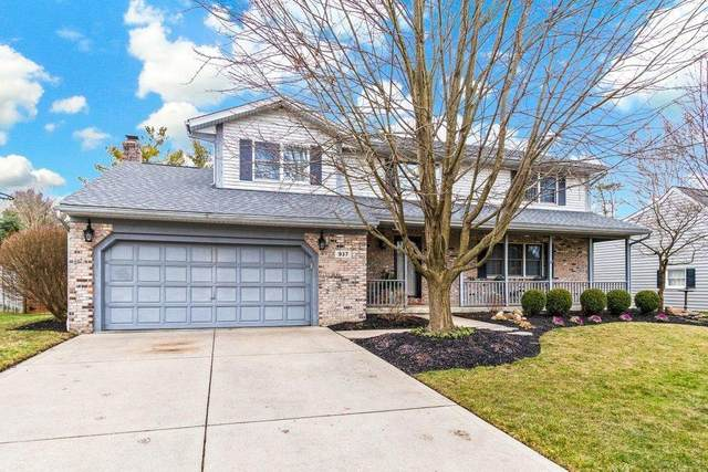 937 Elcliff Drive, Westerville, OH 43081 (MLS #221002571) :: 3 Degrees Realty