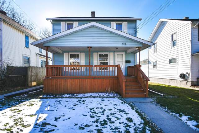 829 Congress Street, Marion, OH 43302 (MLS #221002600) :: MORE Ohio