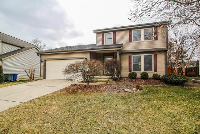 3543 Aaron Drive, Columbus, OH 43228 (MLS #221002641) :: Shannon Grimm & Partners Team
