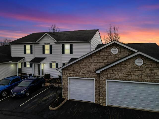 6673 Hamler Drive 41D, Canal Winchester, OH 43110 (MLS #221002657) :: Greg & Desiree Goodrich | Brokered by Exp