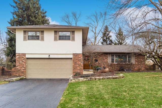 1055 Woodmere Road, Columbus, OH 43220 (MLS #221002660) :: 3 Degrees Realty