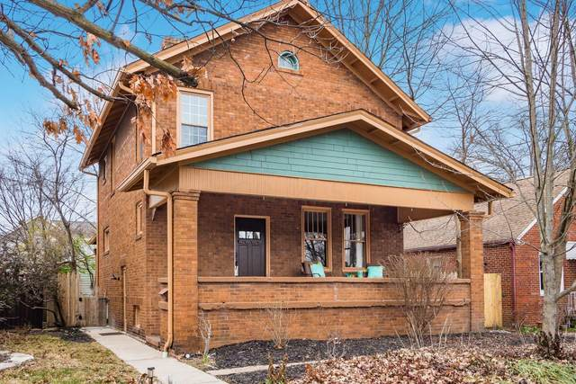 1032 W 2nd Avenue, Columbus, OH 43212 (MLS #221002664) :: The Holden Agency