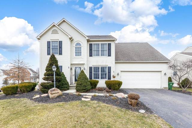 1903 Chiprock Drive, Marysville, OH 43040 (MLS #221002675) :: Shannon Grimm & Partners Team