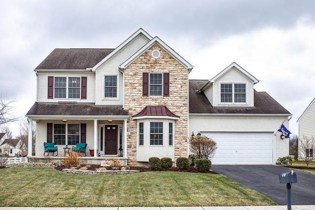 4740 Chimera Loop, Galena, OH 43021 (MLS #221002686) :: Shannon Grimm & Partners Team