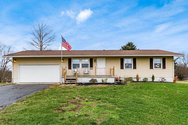 8301 Somerset Road, Thornville, OH 43076 (MLS #221002689) :: CARLETON REALTY