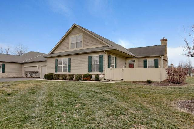 7814 Red Maple Place, Westerville, OH 43082 (MLS #221002746) :: CARLETON REALTY