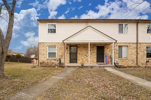 4828 Wendler Boulevard, Gahanna, OH 43230 (MLS #221002758) :: The Holden Agency
