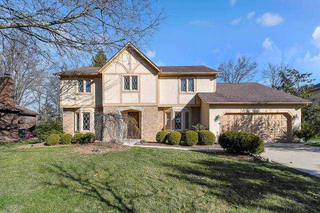 32 Keethler Drive S, Westerville, OH 43081 (MLS #221002790) :: RE/MAX ONE