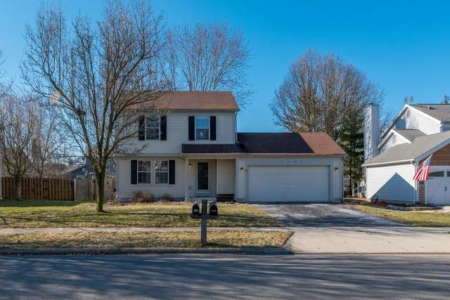 1450 Valley Drive, Marysville, OH 43040 (MLS #221002800) :: Susanne Casey & Associates