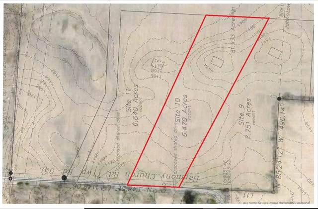 Site #10 Harmony Church Road, Johnstown, OH 43031 (MLS #221002843) :: LifePoint Real Estate