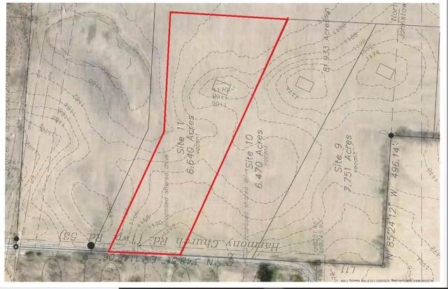 Site #11 Harmony Church Road, Johnstown, OH 43031 (MLS #221002848) :: LifePoint Real Estate