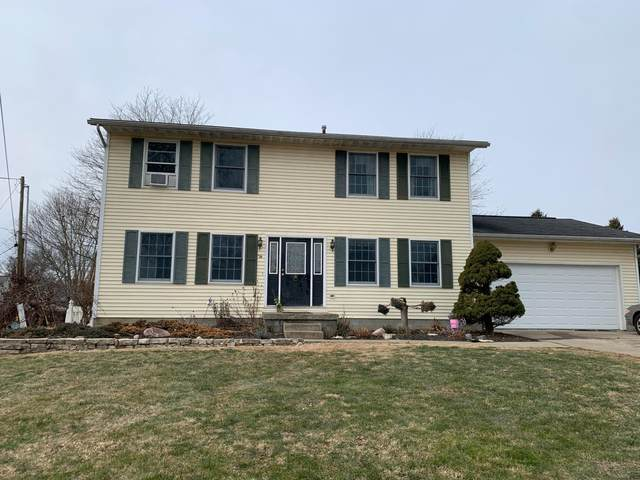24 Bancroft Place, Hebron, OH 43025 (MLS #221002891) :: The Holden Agency