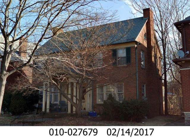 672 Wilson Avenue, Columbus, OH 43205 (MLS #221002950) :: Angel Oak Group
