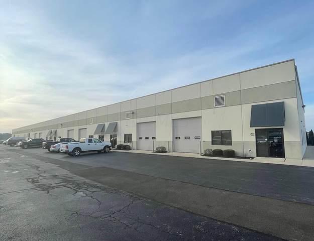 8628 Industrial Parkway, Plain City, OH 43064 (MLS #221002984) :: Angel Oak Group