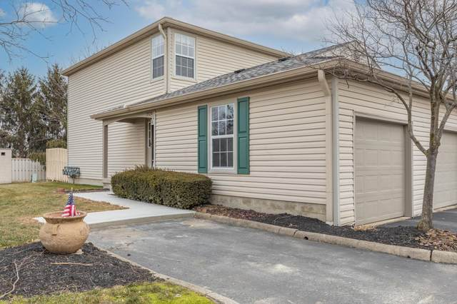 5528 Valencia Park Boulevard 2A, Hilliard, OH 43026 (MLS #221002999) :: MORE Ohio