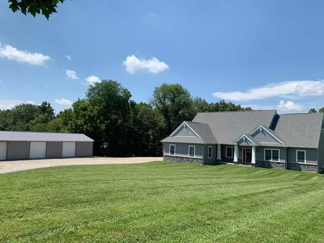7171 Norfield Road, Zanesville, OH 43701 (MLS #221003025) :: Signature Real Estate