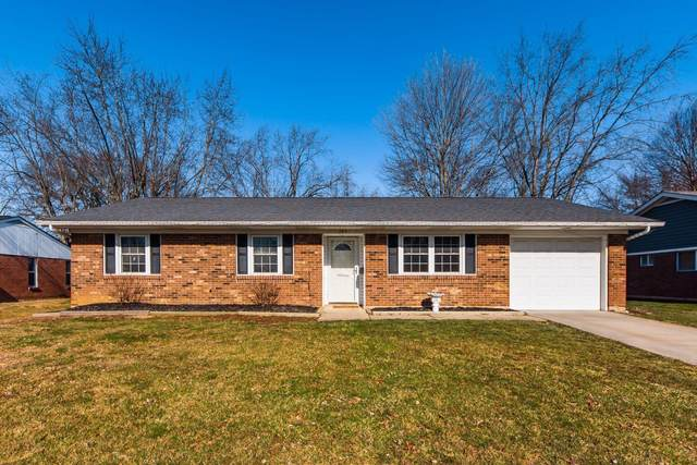 264 Bombay Avenue, Westerville, OH 43081 (MLS #221003064) :: Angel Oak Group