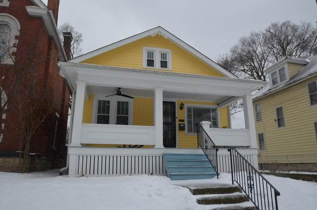 477 W 4TH Avenue, Columbus, OH 43201 (MLS #221003112) :: The Willcut Group