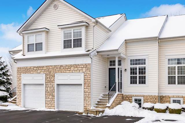 5955 Thunder Gulch Drive 33-595, New Albany, OH 43054 (MLS #221003137) :: Susanne Casey & Associates