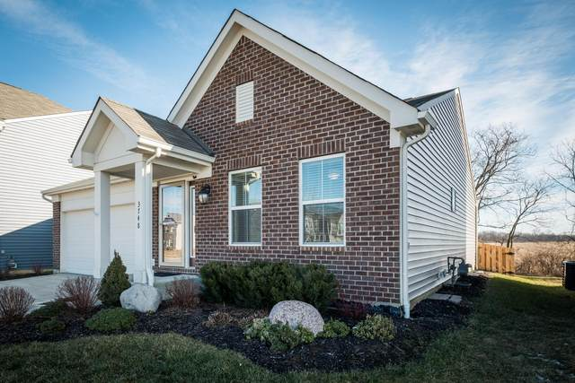 3748 Winding Path Drive, Canal Winchester, OH 43110 (MLS #221003158) :: Ackermann Team