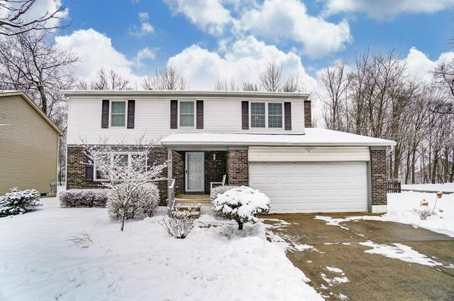 590 Elm Court, Westerville, OH 43082 (MLS #221003170) :: CARLETON REALTY