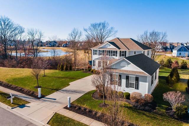7158 Wilton Chase, Dublin, OH 43017 (MLS #221003200) :: Shannon Grimm & Partners Team