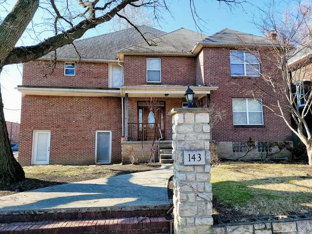 143 S Garfield Avenue, Columbus, OH 43205 (MLS #221003204) :: Signature Real Estate