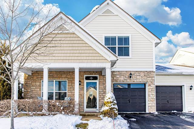 1744 Epic Way 43-174, Grove City, OH 43123 (MLS #221003208) :: Shannon Grimm & Partners Team