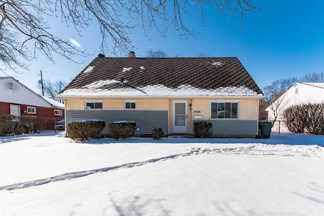 2165 Brentnell Avenue, Columbus, OH 43211 (MLS #221003260) :: 3 Degrees Realty