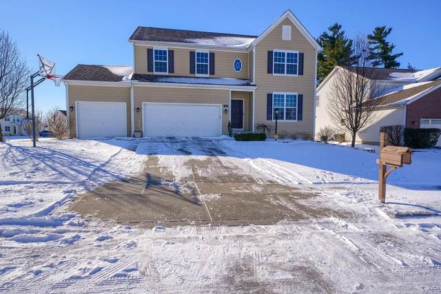 305 Lillian Drive, Pickerington, OH 43147 (MLS #221003302) :: Shannon Grimm & Partners Team