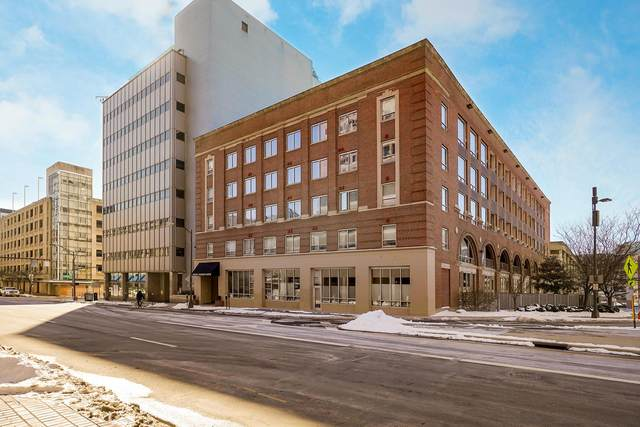 221 N Front Street #110, Columbus, OH 43215 (MLS #221003303) :: Greg & Desiree Goodrich | Brokered by Exp