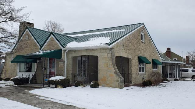 345 Fairway Avenue, Chillicothe, OH 45601 (MLS #221003325) :: The Holden Agency