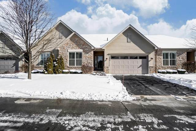 9023 Samari Place, Powell, OH 43065 (MLS #221003371) :: Greg & Desiree Goodrich | Brokered by Exp