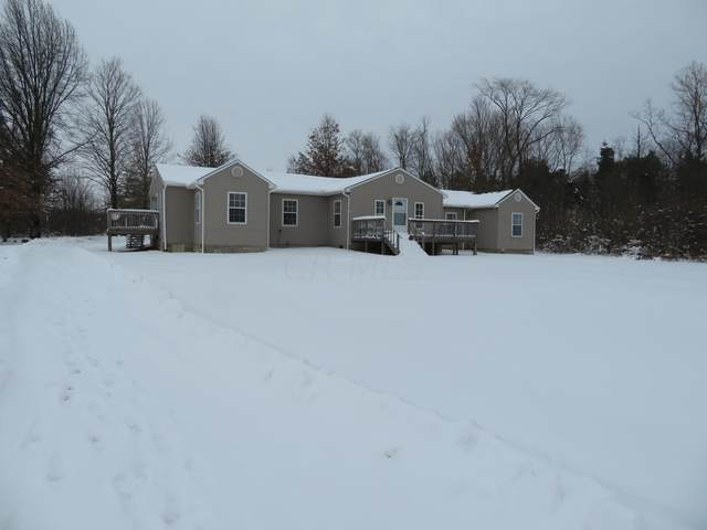 4621 Co Rd 29, Galion, OH 44833 (MLS #221003400) :: Exp Realty