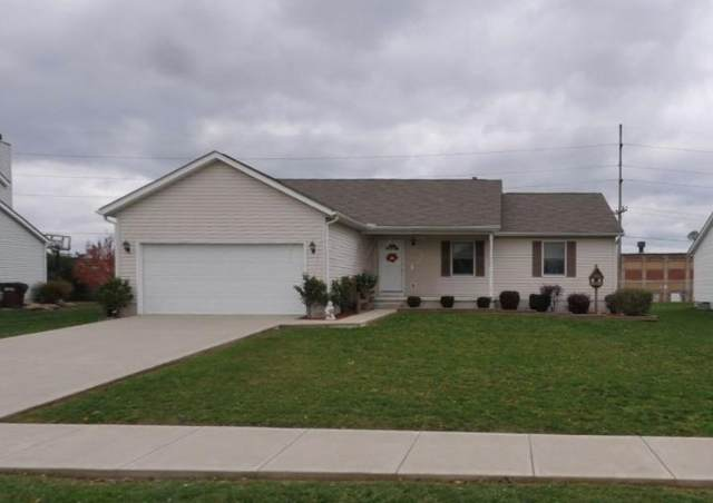 1497 Windsong Drive, Heath, OH 43056 (MLS #221003429) :: RE/MAX ONE