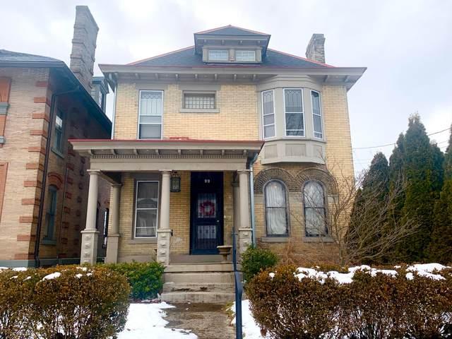 99 N Ohio Avenue, Columbus, OH 43203 (MLS #221003490) :: The Holden Agency