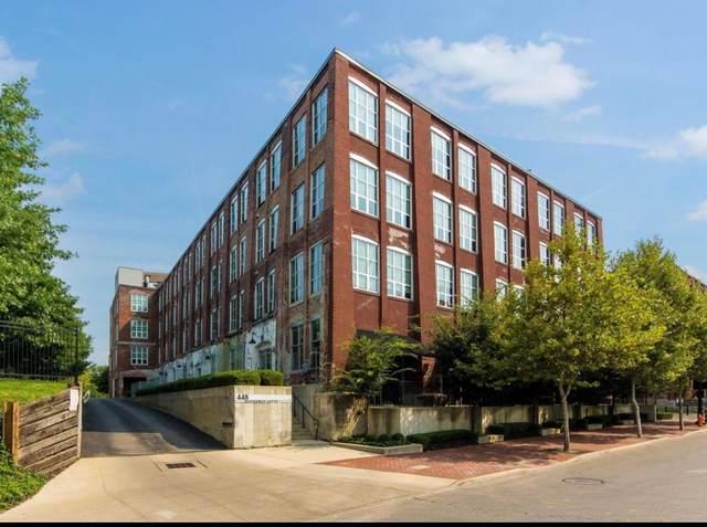 448 W Nationwide Boulevard #315, Columbus, OH 43215 (MLS #221003508) :: Signature Real Estate