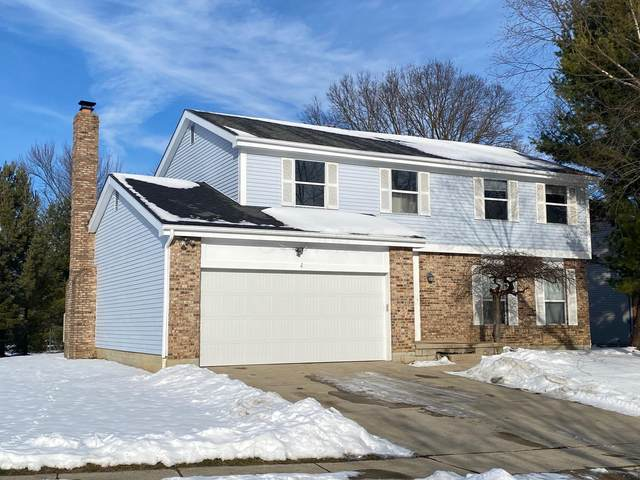 616 Ozem Gardner Way, Westerville, OH 43081 (MLS #221003549) :: Angel Oak Group