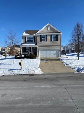 136 Crocus Street, Sunbury, OH 43074 (MLS #221003653) :: The Willcut Group