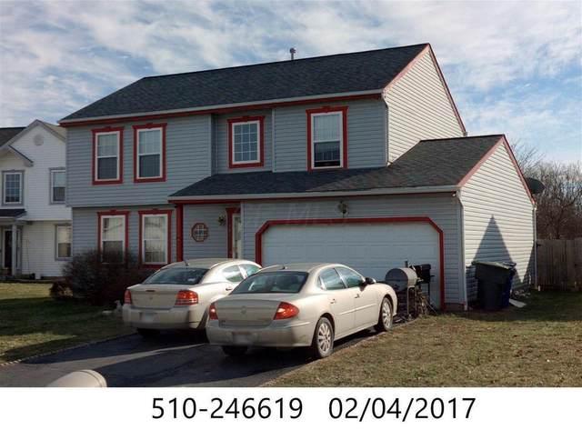 391 Oak Village Drive, Columbus, OH 43207 (MLS #221003678) :: Angel Oak Group