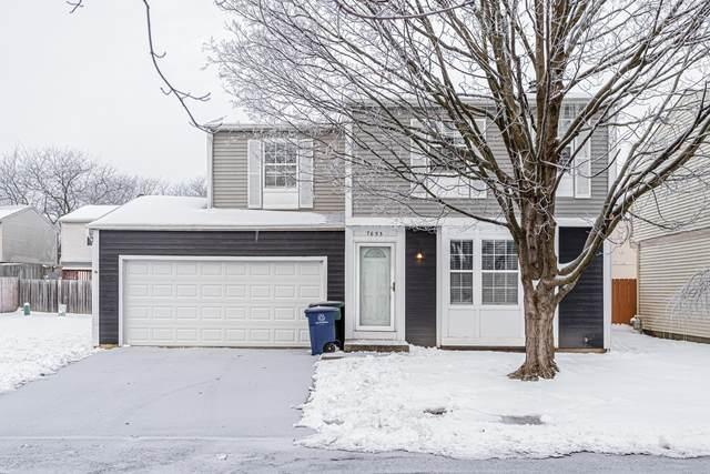 7653 Kelvinway Drive #154, Worthington, OH 43085 (MLS #221003692) :: LifePoint Real Estate