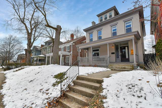 73 Governors Place, Columbus, OH 43203 (MLS #221003740) :: Greg & Desiree Goodrich | Brokered by Exp
